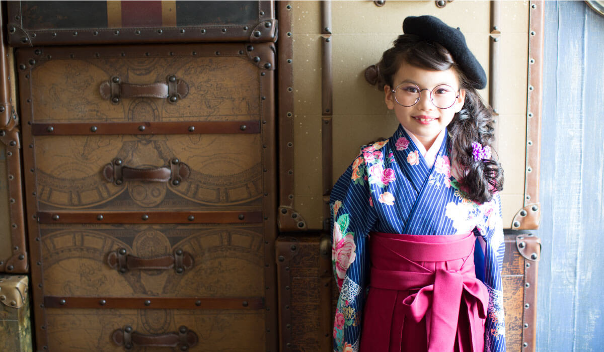 神戸の七五三写真