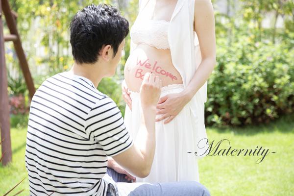 マタニティフォト,妊婦